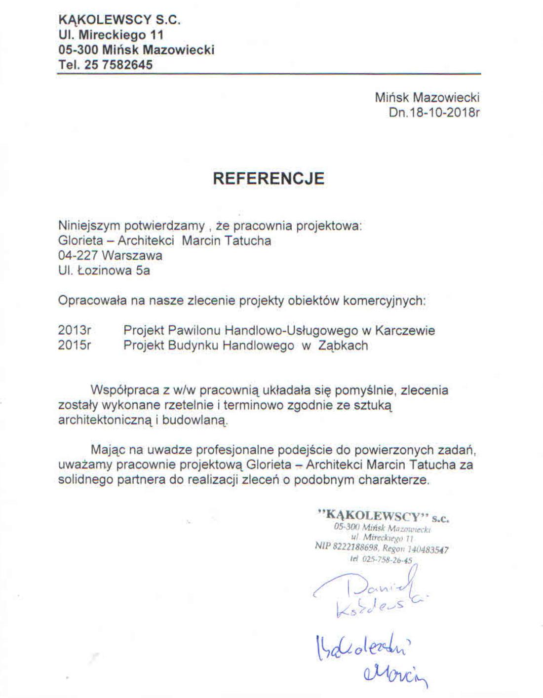 Referencje_Minsk-Mazowiecki